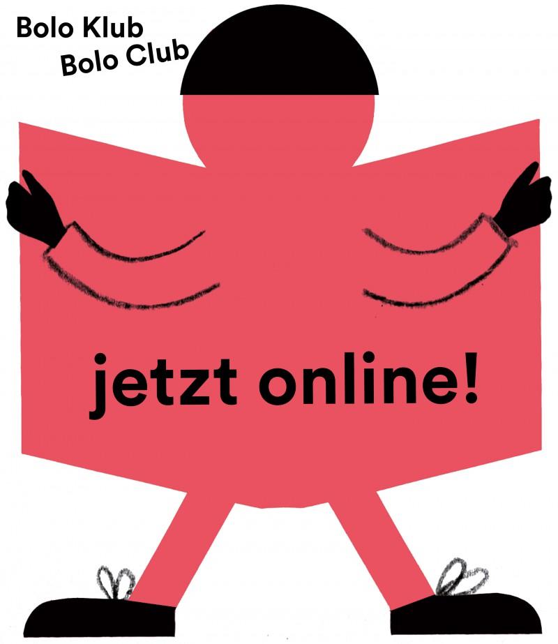 Der Bolo Klub ist jetzt online