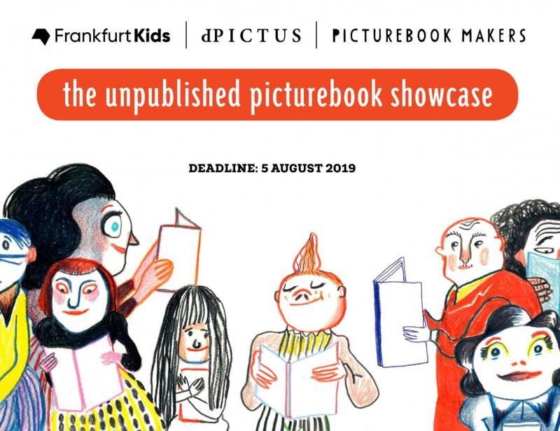 The Unpublished Picturebook Showcase 2019