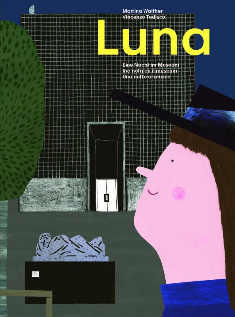 Buchvernissage: Luna. Eine Nacht im Museum