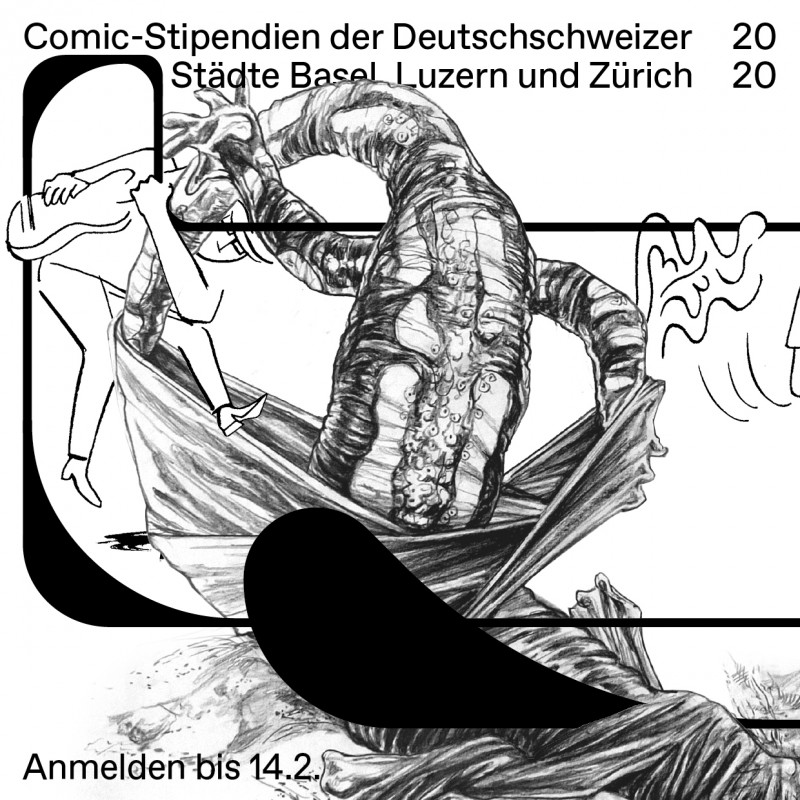 Call for Entries: Comic-Stipendien 2020